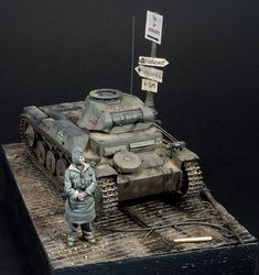 First post with images from the Moson Show in Mosonmagyaróvár, Hungary. A lot of the images unfortinarlly came out blurry so I will only post the good ones. But lets start with the diorama and vign… Panzer Ii, Diorama Militar, Tactical Truck, Military Action Figures, Military Armor, Hobbies For Men, Tank Destroyer, Model Tanks, Military Modelling