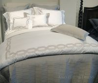 MARRAKESH by Dea of Italy - a new bedding design with a sleek, modern look