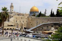 The Kotel / הכותל / The Western Wall in שלם, ירושלים