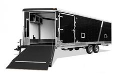 MTI Snow/ATV/Motorcycle Trailer in Motorcycle/Toy Hauler/Snowmobile - New Trailers -