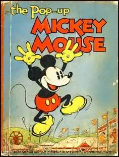 1933 Mickey pops up