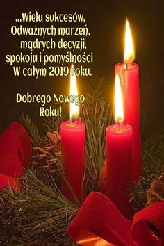 Kartka noworoczna 🎁🎀🍾🍷🥂🎁🎀🍾🍷🥂🎁🎀🍾 Christmas Card Crafts, Everything, Diy And Crafts, Quotes, Inspiration, Holiday Ornaments, New Years, Health, Mornings