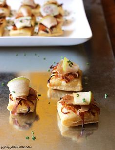 1000 images about hors d 39 oeuvres on pinterest for Canape hors d oeuvres difference