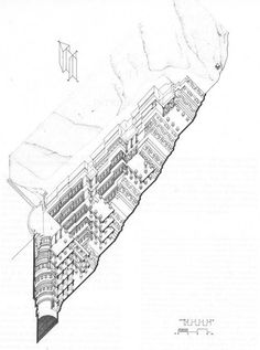 building underground architecture section - Google Search