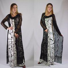 Ramadan set - dress and lace abaya by OC fashion design . Free size .. Price :  AED - 650 USD - 180 EUR - 160 GBP - 125 SAR - 665 KWD - 55