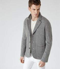Reiss Meadow Knitwear #Reiss #BeMine #PinToWin [Looks cosy to snuggle up to.]