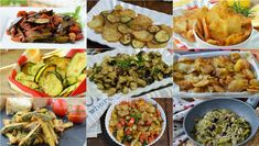 Contorni light, ricette facili per gustosi contorni leggeri con poco olio, ideali per accompagnare tanti secondi piatti, idee sfiziose ricche di sapore