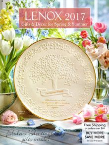 Lenox catalog - Lenox collections and dinnerware