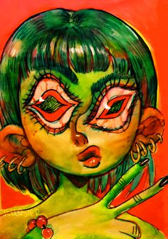 Art Sketches, Art Drawings, Weird Drawings, Tattoo Sketches, Arte Peculiar, Arte Indie, Posca Art, Trippy Painting, Trippy Wallpaper