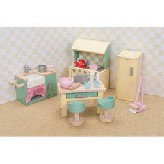Le Toy Van poppenhuis daisylane keuken