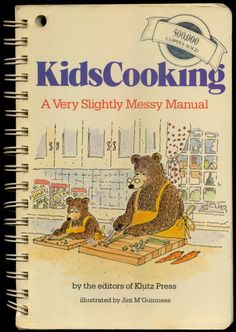 Guacamole - Kids Cooking: A Very Slightly Messy Manual, 1987    http://www.amazon.com/gp/product/0932592147/ref=cm_sw_r_tw_myi?m=A3FJDCC1SFO8CE