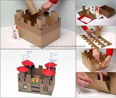 | MY WORLD CRAFT- Castle craft- Germany