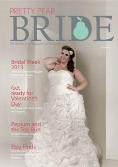 PPB Magazine ~ Winter Issue The Pretty Pear Bride - http://prettypearbride.com/a-year-with-pretty-pear-bride-2012/