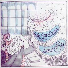 """3 день челенджа. Тема:""""Ведьма"""". Здесь я нарисовала юную Гермиону грейнджер на уроке. #folktaleweek #day3 #witch #garrypotter #germionagranger #leviosa #willborg #character #fantasy #traditionalart #sketch #art"""