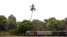 Mumbai und Goa. Die Liebe zu einer mittlerweile westlich werdenden Stadt und mit dem Nachtzug nach Goa, inklusive den schönsten Stränden Indiens.