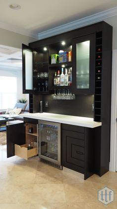 Best Useful Ideas: Dark Counter Tops Glass Doors Butcher Block Counter Tops  Wooden Countertops.