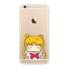 [ Sailor Moon ] CHEEK SERIES FOR PHONE