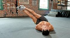 Master the Windshield Wiper for Amazing Abs | Muscle & Fitness