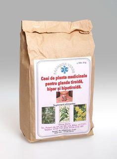 Ceai din plante medicinale pentru glanda tiroida, hiper si hipotiroidie