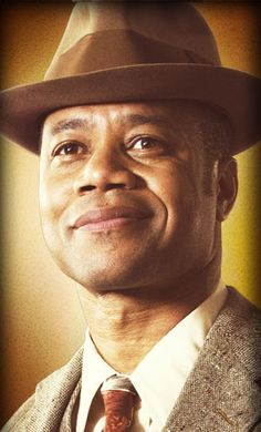 "Cuba Gooding performs in ""The Trip to Bountiful on Broadway"" guest on The Talk show 5-17-13"