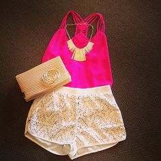 Summer Outfit without the necklace