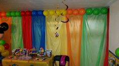 Mickey Mouse Clubhouse theme-backdrop
