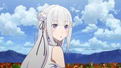 emilia re zero Zero Wallpaper, Planets Wallpaper, Subaru, Anime Manga, Anime Art, Amaama To Inazuma, Cute Fantasy Creatures, Animated Icons, Cute Profile Pictures