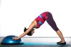 Bosu Workout for Tight Hips