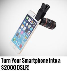 Want To Take Better Pictures With Your Phone?