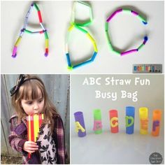 25+ Ways to Learn and Play with Straws   I Can Teach My Child!   Bloglovin'