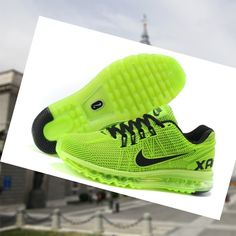 promo code e189d 15cca Comprar Zapatilla De Mujer Nike Air Max 2013 Excellerate 2 Fluorescente  Verde Negro 3sndt los Saldos