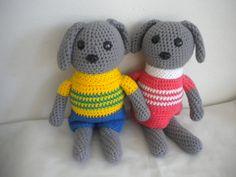 La familia Perruno  facebook Punto Ines - crochet