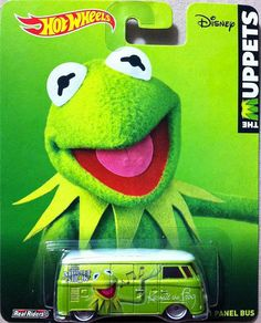 Hot Wheels 2024 Pop Culture: Muppets!
