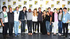 Divergent cast 2013