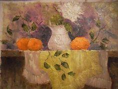 южный натюрморт - Изобразительное искусство - Масло, акрил