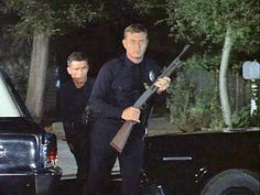Pete and Jim. Martin Milner, Adam 12, 70s Tv Shows, Steve Mcqueen, Old Tv, Picture Collection, Law Enforcement, Favorite Tv Shows, Growing Up