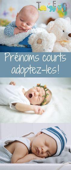 Trois petites lettres ou une simple syllabe… pas plus ! Les #rprénoms courts ont le vent en poupe #prenoms #prénom #prenomgarçon #prenomfille #prenombebe #bébé