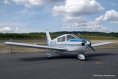 Piper PA-28-140 Cherokee - My first lesson was in one of these I-SCUD