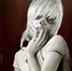 Blond Catrina