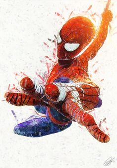 Spider-Man by Daniel Scott Gabriel Murray