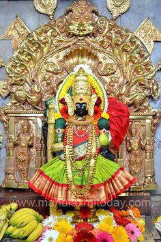 lord kolhapur mahalaxmi