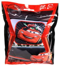 Disney Cars McQueen & Francesco Zonnescherm 2 stuks Disney Cars, Golf Bags, Mcqueen, Sports, Accessories, Rice, Hs Sports, Sport