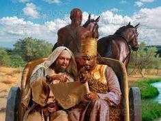 """A Bíblia pela Bíblia: Atos dos Apóstolos - Parte 5 - """"O Evangelho em Sam..."""