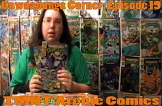 Cowabunga Corner episode 19: An over look at the Archie Teenage Mutant Ninja Turtles Adventures Comic books from the early 90's.  This is a great TMNT series http://www.cowabungacorner.com/content/cowabunga-corner-19