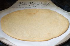 Paleo+Pizza+Crust:+from+@paleospirit+#grainfree+#dairyfree+#nutfree+#paleo