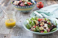 Italian Chopped Salad - Danielle Walker's Against All Grain