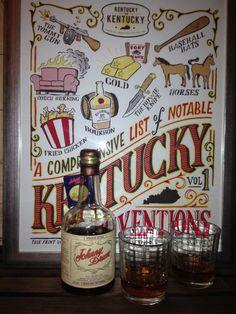 Kentucky print & drink