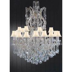300 Chandeliers Of My Dreams Ideas Lights Chandelier Crystal Chandelier