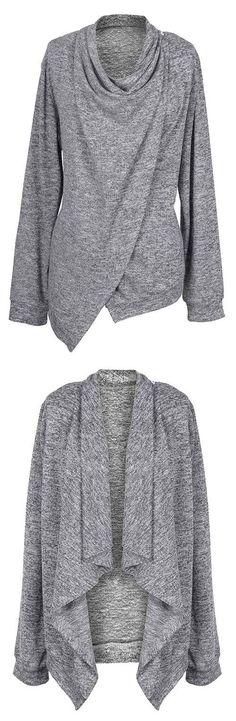 Up to 20% Off for Pre-order! Free shipping & Easy Return + Refund! This open front cardigan is just the thing you need!  It's casual, it's chic, it's amazing! Check more at Cupshe.com !