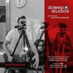 CORPORATE FILMS Services Available! FILM-MAKING Services Available! TV COMMERCIALS Making Services Available! Content Marketing Services Available! Doleep Studios content creation excellence! Contact Doleep Studios http://www.doleep.com//contact-2/ Sales Team +971505096533 +971563914770 Sales sales@doleep.com Customer care care@doleep.com Find more information on any of our products or services visit www.doleep.com/ Follow us on Social media #dubai #abudhabi #uae